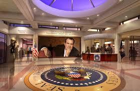 Feb. 20th: Richard Nixon Library Tour