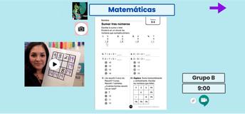 Maestra Vanessa: Matemáticas