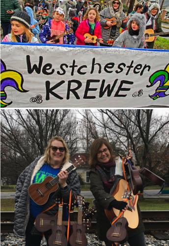 Westchester Krewe Wins Mead Rd. Mardi Gras Parade