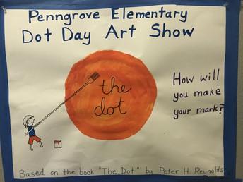 Message from Penngrove's Art Enrichment Program