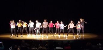MPMS Dance Club Performing!
