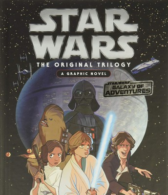 Star Wars: The Original Trilogy: A Graphic Novel