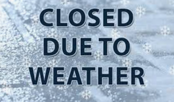 Inclement Weather on 2/15