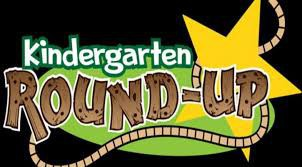WHAT'S HAPPENING WITH KINDERGARTEN ROUND-UP?
