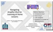 CKLA/Amplify K-5 Free Resources for Quality Learning at Home