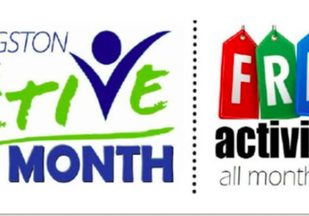 March: The Kingston Gets Active Month Challenge