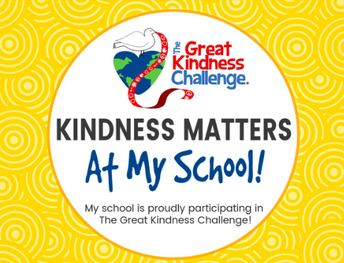 Great Kindness Challenge, Jan 28-Feb 1