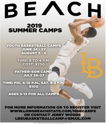 CSULB Summer Basketball