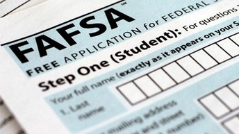 Free Application for Federal Student Aid- Opens October 1st