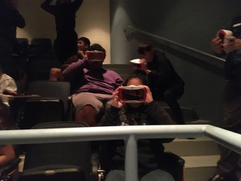 Virtual Reality in World Studies!