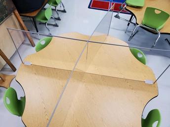 K-2 Grade Table Dividers