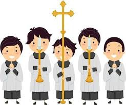 Training for NEW Lectors , Eucharistic Ministers, & Altar Servers