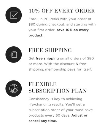 Want 10% Off a Future Order?  Refer a Friend to Become a Preferred Customer!