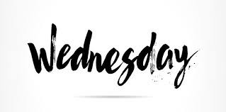 What about Wednesdays?