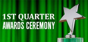 1st Quarter Awards
