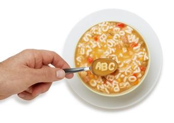 Yummy ABCs!