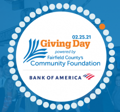 Logo for Fairfield County Giving Day 2021