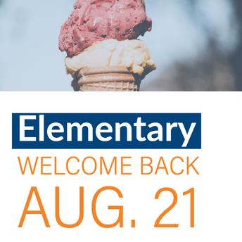 Elementary Welcome Back