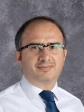 Assistant Principal of Operations Celal Sarikamis