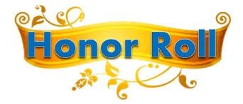 Quarter Two Honor Roll!