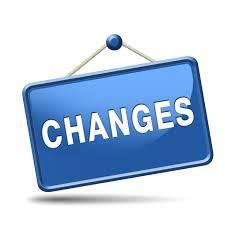 Practice changes