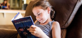 This Week's School at Home Website Spotlight - Grade Level Reading Suggestions