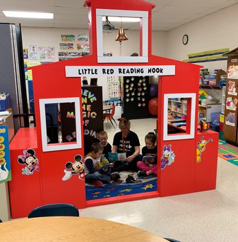 NEWS FROM MRS. MCGREGORY'S READING ROOM