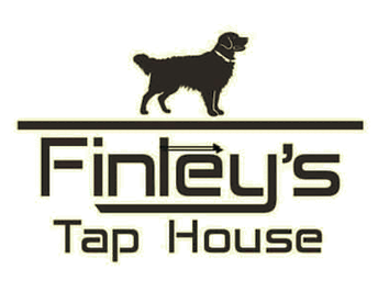 Findley's Tap House logo in black and white