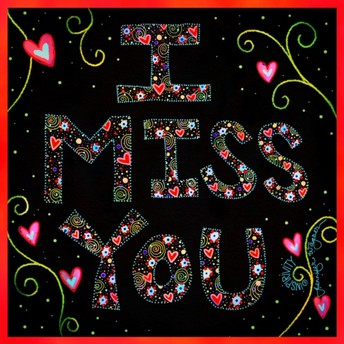 Missing all of you!