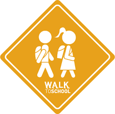 Changes for Students Who Walk to School