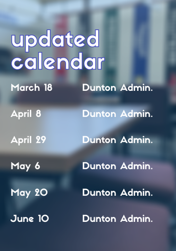 Click here for the updated BOE meeting calendar.