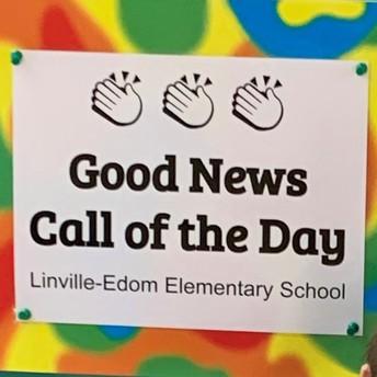 Good News Calls of the Week!
