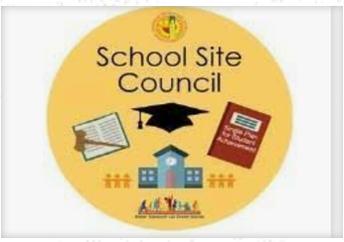 Site Council Needs YOU!