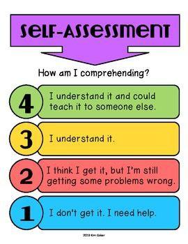 Assess Comprehension