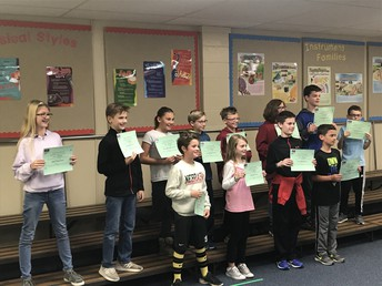 Rockbrook Spelling Bee