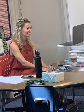 Lake Grove Teacher Featured in Local News