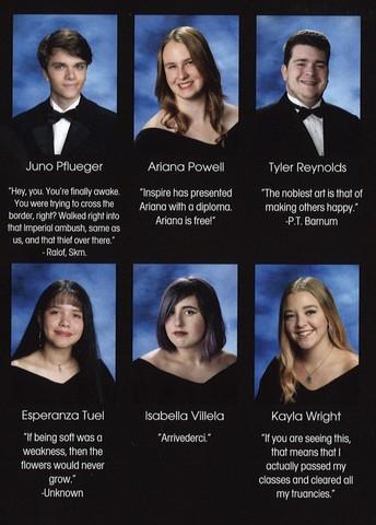Senior Portraits - Last Call!