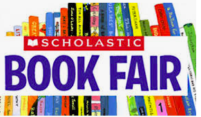 Scholastic Book Fair News