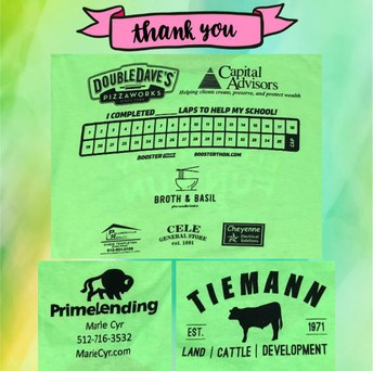 Thank You to Our Fun RUn Sponsors