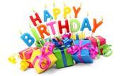 Upcoming Birthdays~