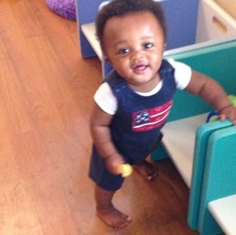 Baby Gabriel!