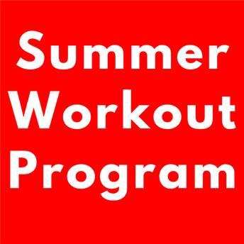 Summer Workout Program graphic