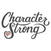 logo for Character Strong