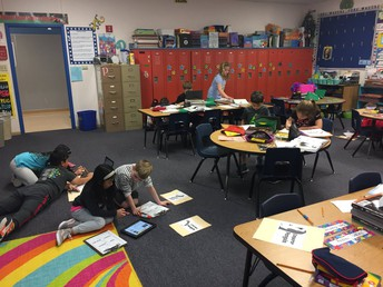 2nd grade non-fiction text research
