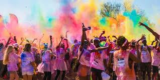 Color Run....  Tomorrow!