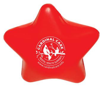 Cardinal Care Stress Star