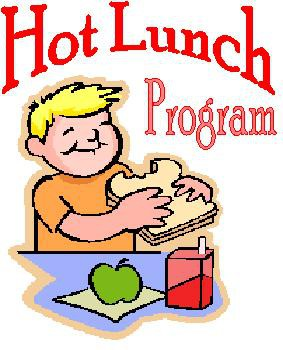 Hot Lunch Information