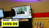 3) Which coupon would you use for this widescreen tv?