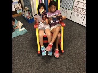 2nd Grade Reading Class