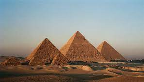 Virtual Field Trip of the Ancient Pyramids